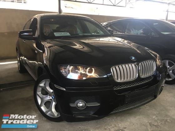 2010 BMW X6 XDRIVE 40D 3.0 (A) Diesel UK