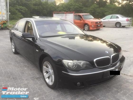2005 BMW 7 SERIES 730LI Condition Totally Original
