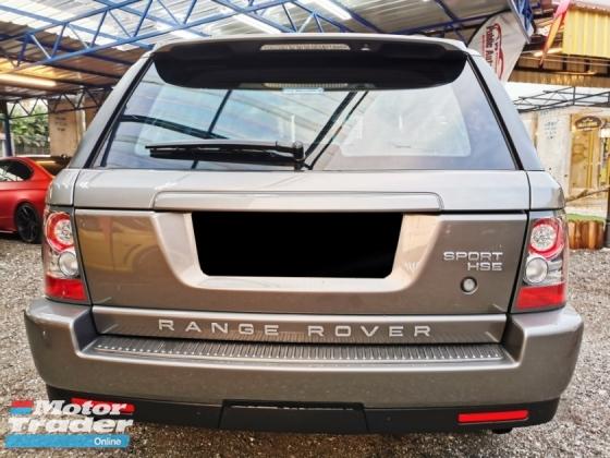 2011 LAND ROVER RANGE ROVER SPORT Land Rover Range Rover SPORT HSE 5.0 V8 Yr2011