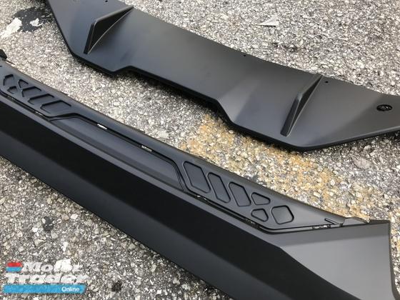 BMW G30 M performance diffuser G30 M sport Exterior & Body Parts > Car body kits