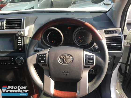 2016 TOYOTA PRADO 2.7 (A) TX-L Surround Camera