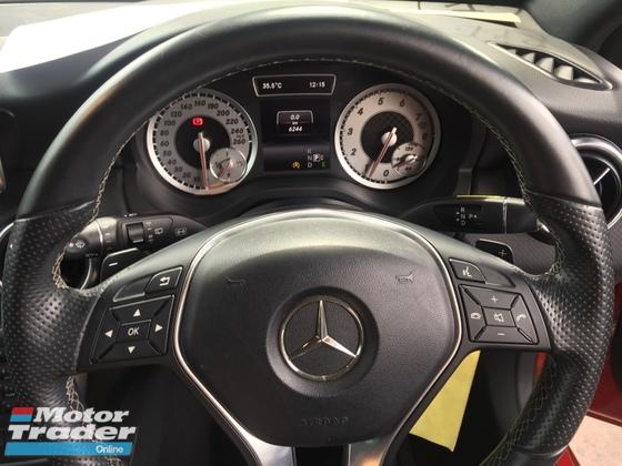 2015 MERCEDES-BENZ A-CLASS A180 ZERO GST Unregister