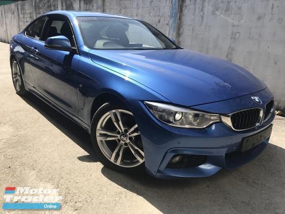 2014 BMW 4 SERIES 428I 2.0 M SPORT HARMAN KARDON UK NEW UNREG