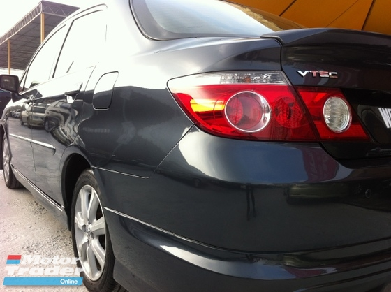 2009 HONDA CITY 1.5 VTEC Auto Sedan. Face Lift,One Owner,4 Disc.Brake,Full Bodykit…..