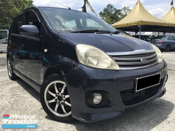 2011 PERODUA VIVA 1.0 EZ ELITE NEW FACELIFT SPORT RIMS ORIGINAL PAINT CODNITION NO REPAIR NEED