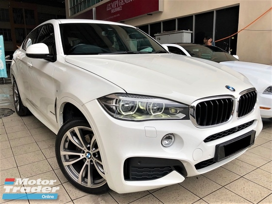 2015 Bmw X6 3 0 A M Sport New Facelift Model Under
