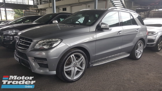 2014 Mercedes Benz Ml Class Ml350 Amg Sport Edition Rm 278 800