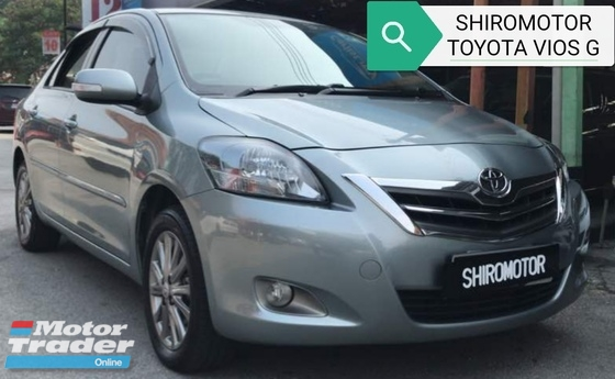 2012 TOYOTA VIOS 1.5G LIMITED (AT)