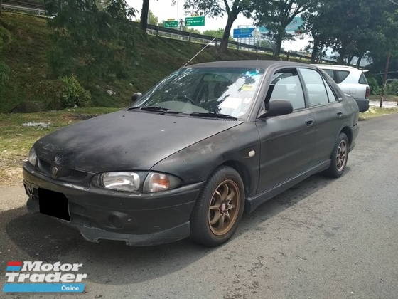 2003 PROTON WIRA 1.5GLI A/B (A) SE TP1 CASH AND CARRY