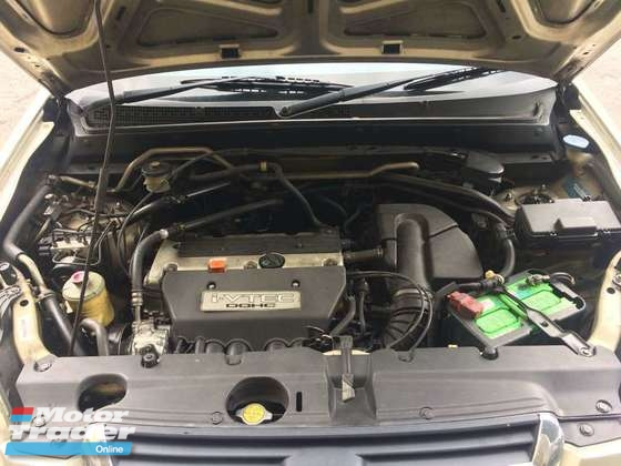2003 HONDA CR-V 2.0L (A) CAR KING BLIS CAN LOAN