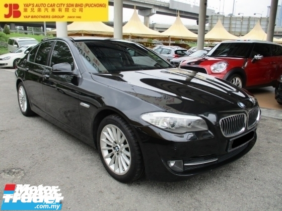 2011 BMW 5 SERIES 528I 3.0 (A) LOCAL