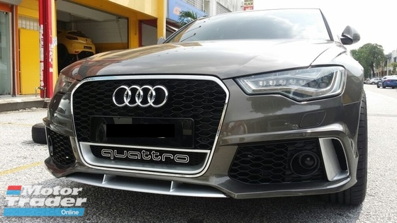 Audi A6 RS6 Bodykit Exterior & Body Parts > Car body kits
