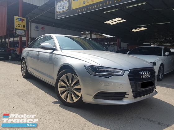 2013 audi a6 a6 2 0a hybrid rm 89 800 used car for sales in rh motortrader com my