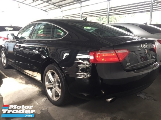 2013 AUDI A5 2.0 TFSI SPORTBACK 5 DRS.QUATTRO.0% SST.TRUE YEAR MADE N CAN PROVE 13 UNREG.PADDLE SHIFT.MMI 2.LEATHER SEAT
