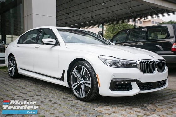 BMW 7 SERIES G11 G12 M SPORT CONVERSION Exterior & Body