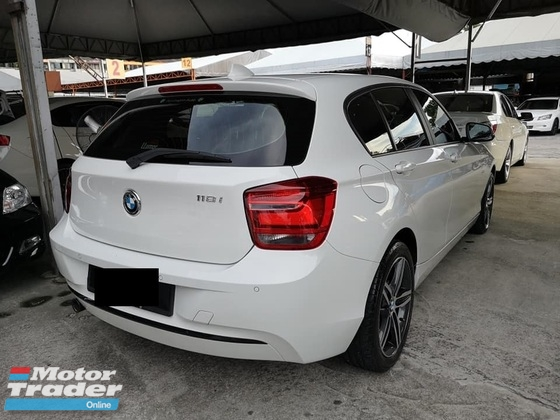 2014 BMW 1 SERIES 118I Sport Edition