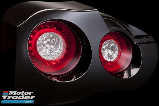 Nissan skyline R35 Facelift Tail lamp Valenti lamp  Exterior & Body Parts > Car body kits