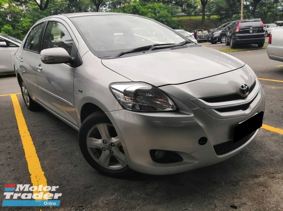 2008 TOYOTA VIOS 1.5G SPEC (AT) BLACKLISTED RM2K DOWN PAYMENT