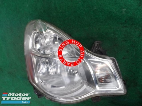 Nissan slyphy head lamp rh