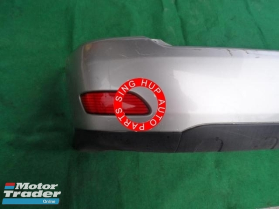 Toyota harrier mcu30 rear bumper