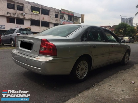 2006 VOLVO S80 2.0T (A) TIPTOP CONDITION