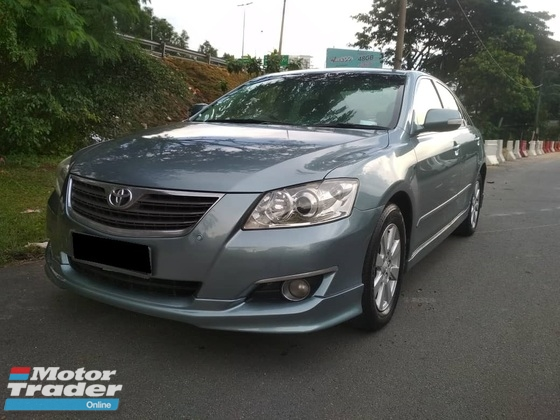 2007 TOYOTA CAMRY 2.0G SEDAN (A) TIPTOP CONDITION CASH AND CARRY