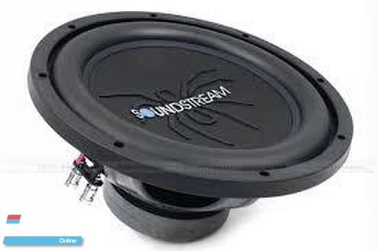 SoundStream PCO12D4 12 Picasso Series Subwoofer 700W In car entertainment & Car navigation system