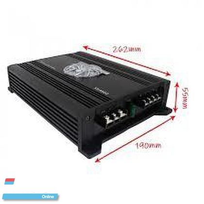 SOUNDSTREAM SP.A602 2  1 CHANNEL HIGH PERFORMANCE CAR AMPLIFIER 300W In car entertainment & Car navigation system > Audio
