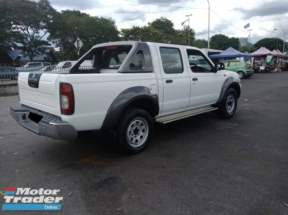 2007 NISSAN FRONTIER 2.5L (M) PICK UP 4WD CASH AND CARRY VERY GOOD CONDITION
