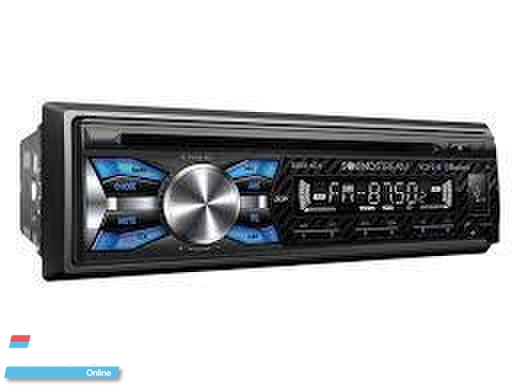 Soundstream Single Din Car Player DVD Audio Receiver With Bluetooth In car entertainment & Car navigation system > Audio