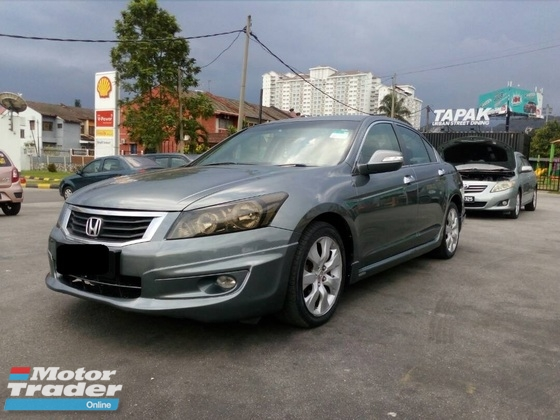 2009 HONDA ACCORD 2.4L I-VTEC SEDAN (A) BANK CAN FULL LOAN