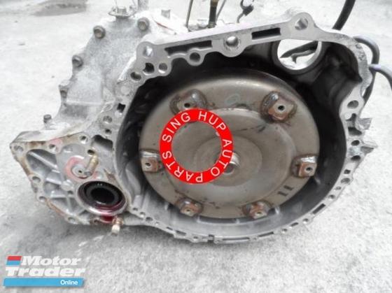 Harrier mcu 35 gear box