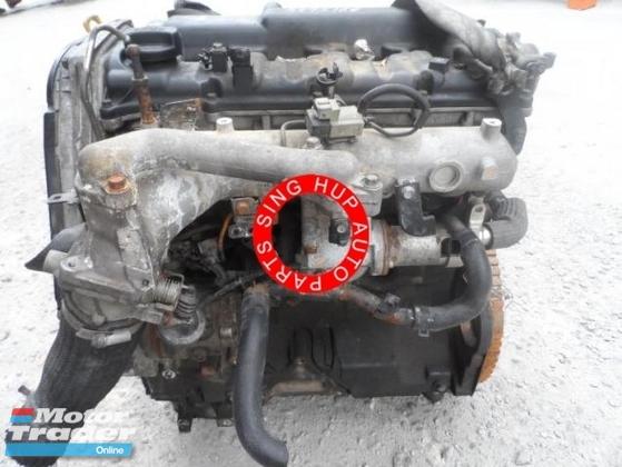 Hyundai starex engine kosong