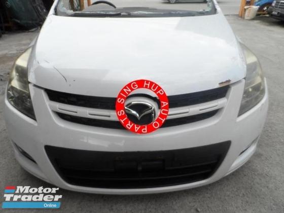 Mazda 8 2.3 turbo half cut