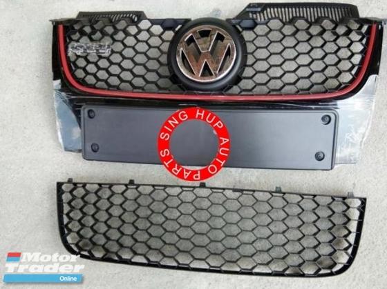 Volkwagen mk5 grille set