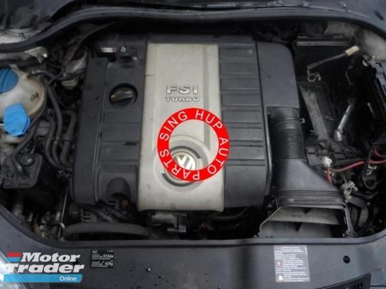 Volkswagen mk5 gti half cut