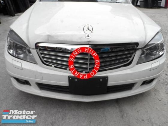 Mercedes c class 204 half cut