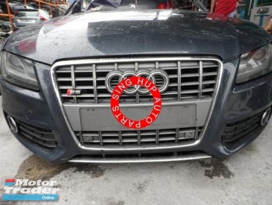 Audi a5 half cut Half-cut