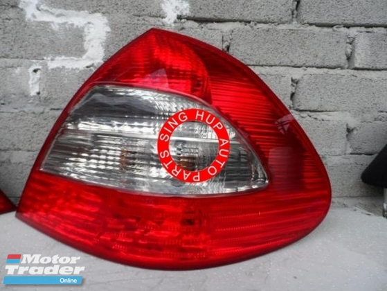 Mercedes 211 e class tail lamp(1 side)