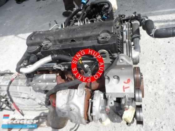 Ford ranger t6 3.2 engine (kosong)