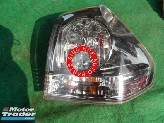Toyota harrier 30 tail lamp 1 side