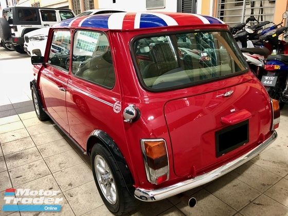 2001 MINI Cooper 1.3 (M) 4 SPEED INJECTION SPECIAL EDITION TIP TOP CONDITION