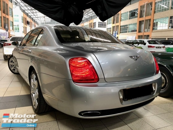 2008 BENTLEY FLYING SPUR 6.0 (A) W12 LUXURY VERSION AWD GOOD CONDITION