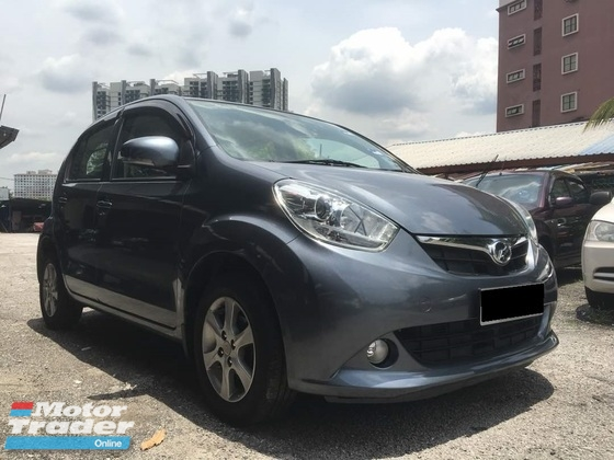 2013 PERODUA MYVI 1.3 (A) EZ 1Careful Owner, LowMileage !!!