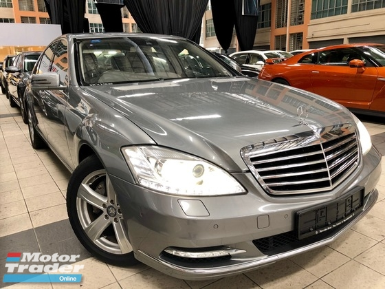 2010 MERCEDES-BENZ S-CLASS 5.5 (A) V8 PREMIUM LUXURY VERSION UNREG