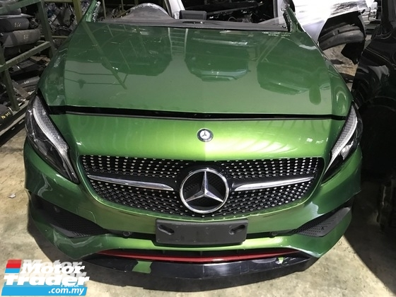 MERCEDES BENZ A CLASS AMG HALFCUT HALF CUT NEW USED RECOND AUTO CAR SPARE PART MALAYSIA