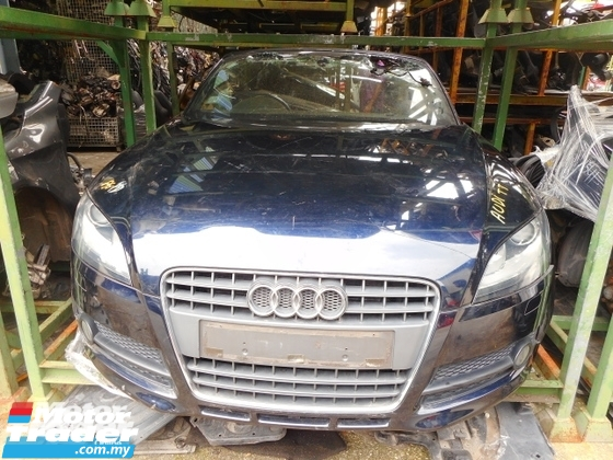 AUDI TT HALFCUT HALF CUT NEW USED RECOND AUTO CAR SPARE PART MALAYSIA