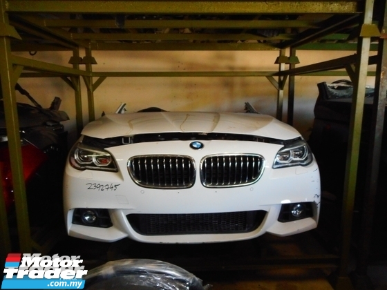 BMW F10 5 SERIES FACELIFT N20 HALFCUT HALF CUT NEW USED RECOND AUTO CAR SPARE PART MALAYSIA