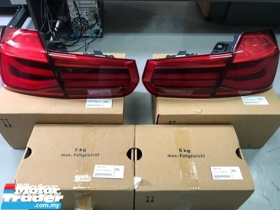 BMW F30 LCI Tail Lamp Boot Lid Lamp BMW MALAYSIA NEW USED RECOND CAR PART SPARE PART AUTO PART HALF CUT HALFCUT GEARBOX TRANSMISSION MALAYSIA