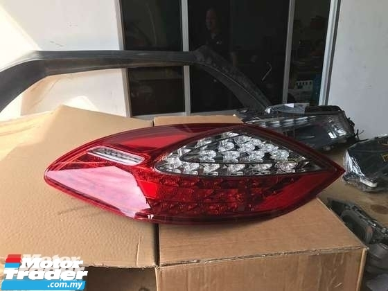 PORSCHE Panamera 4S Tail Lamp Rh NEW USED RECOND CAR PARTS SPARE PARTS AUTO PART HALF CUT HALFCUT GEARBOX TRANSMISSION PORSCHE MALAYSIA